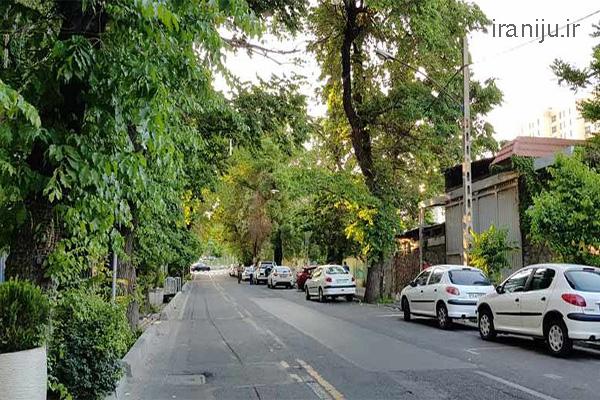 آشنایی با محله سی متری جی تهران