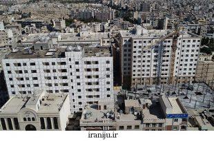 محدوده جغرافیایی محله دیلمان تهران