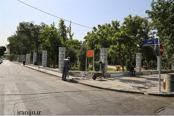 امکانات محله راهآهن تهران