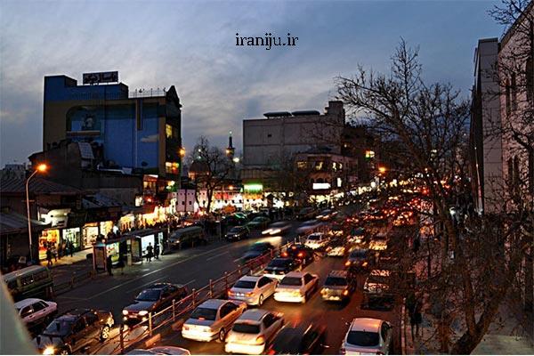امکانات محله سلسبیل(رودکی) تهران