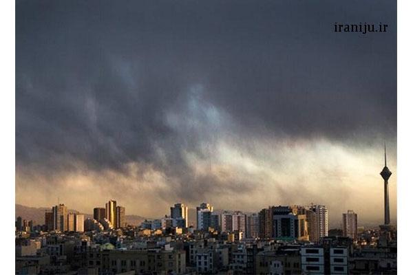 بافت شهرک ولیعصر تهران