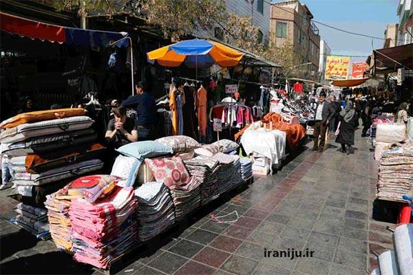 بازار عبدل آباد تهران