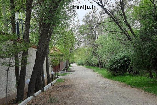 روستای آران در کرج