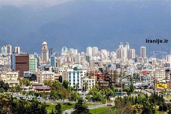 جاهای دیدنی قیطریه تهران