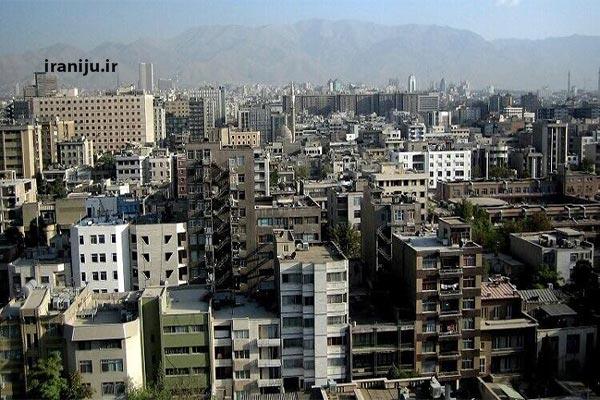 محله قلهک تهران