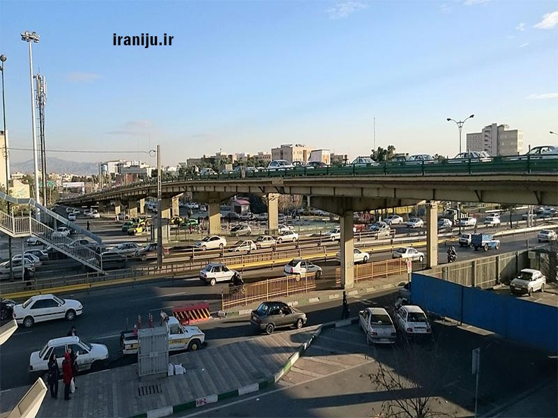 گیشا در تهران