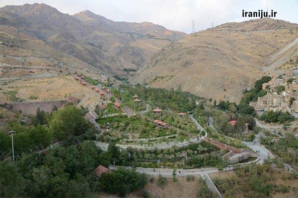 گلاب دره تهران