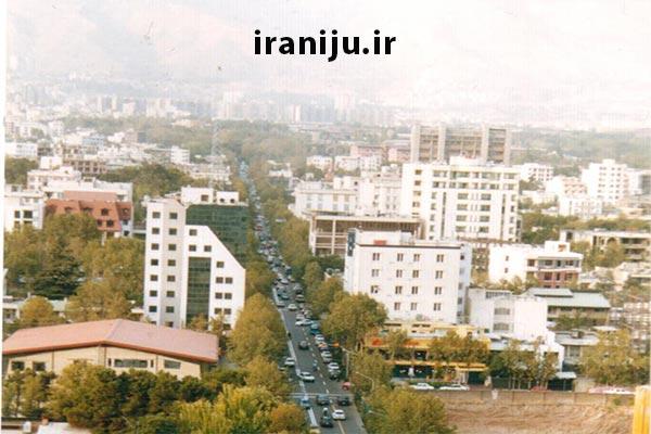خیابان هروی در تهران