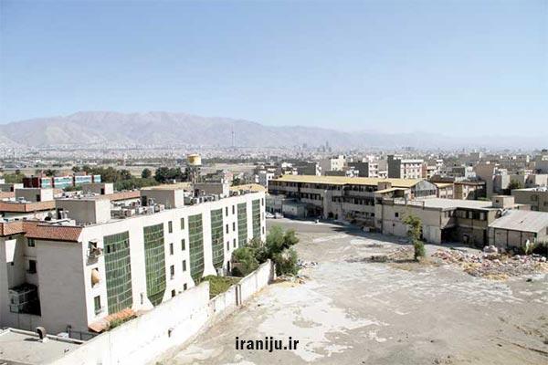 محله مهرآباد کجاست؟