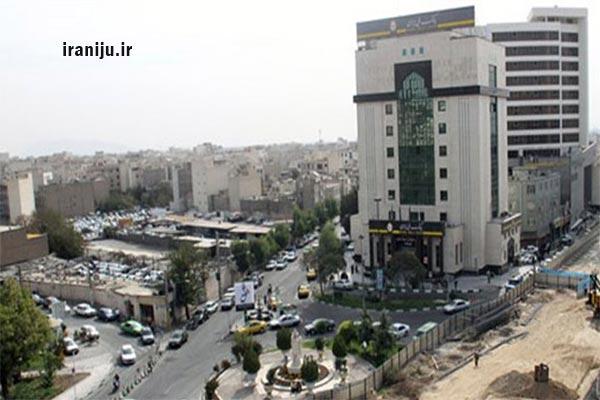 خرید خانه در مهرآباد تهران