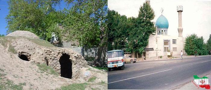 حمام و مسجد کمالشهر