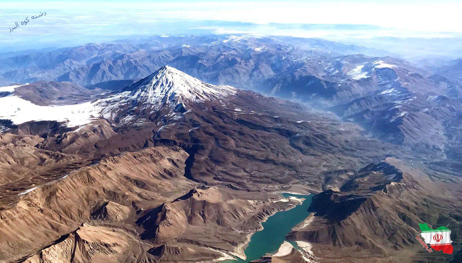 رشته کوه البرز
