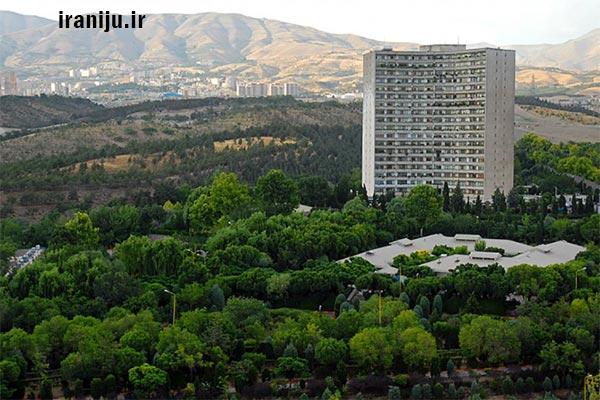 محله لویزان در تهران