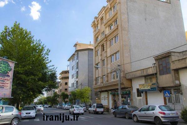 محله مجیدیه در تهران