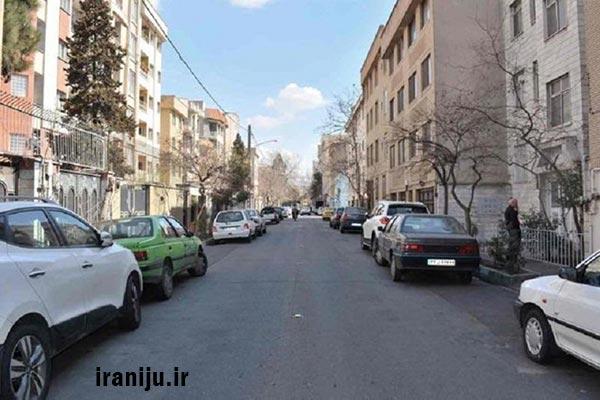 بافت محله مجیدیه تهران