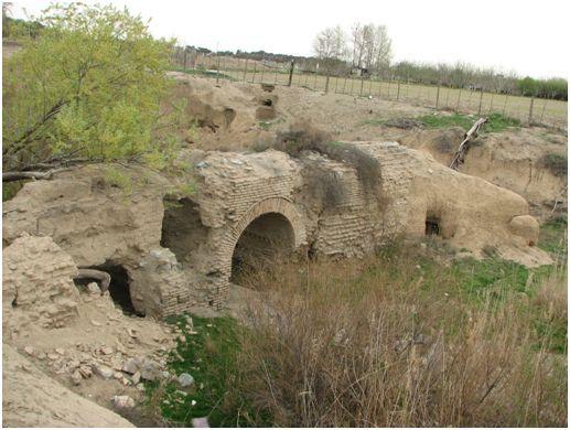پل آبرسان بادامک باغستان تهران