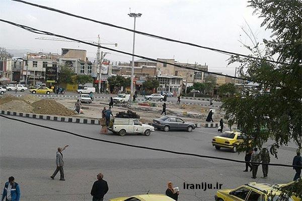 محله قیام در تهران
