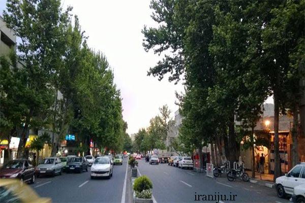 امکانات محله سبلان تهران