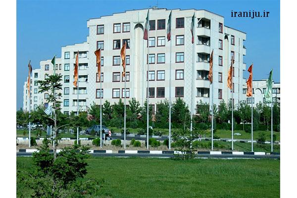 شهرک صدرا تهران