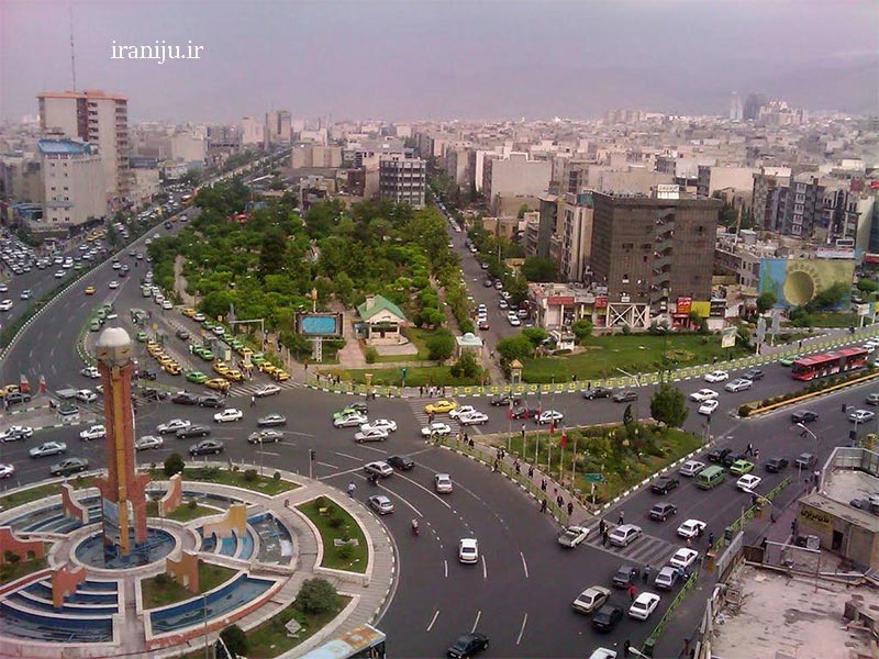 محله ستارخان تهران