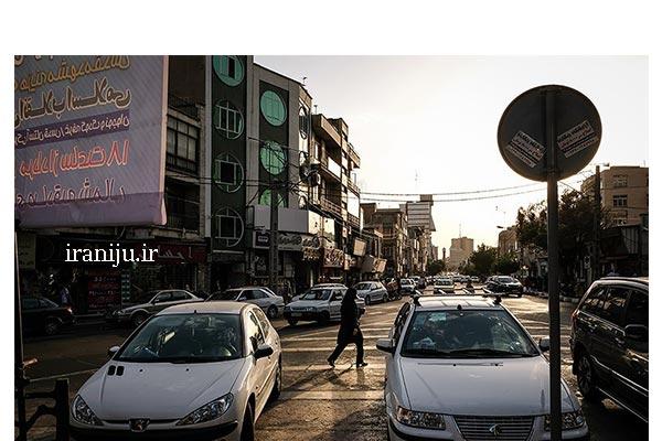 نزدیک ترین ایستگاه مترو به ستارخان