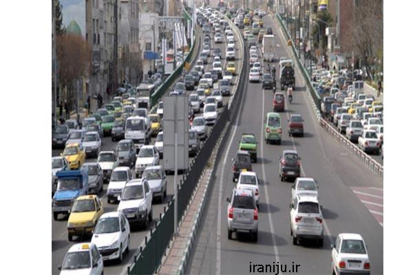ترافیک محله سیدخندان