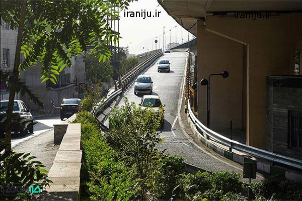 خیابان های مهم محله سیدخندان تهران