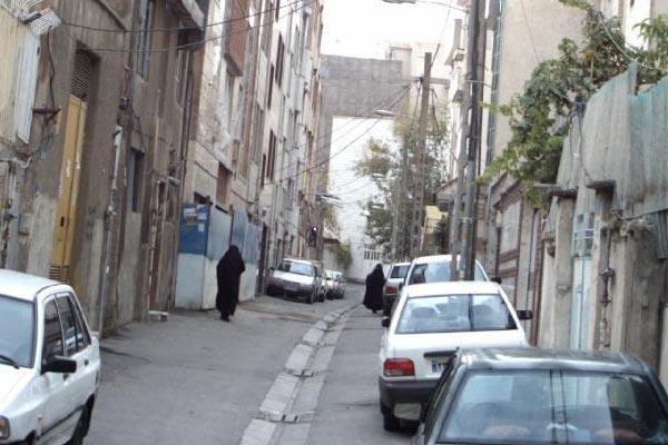 مراکز مهم محله شهادت