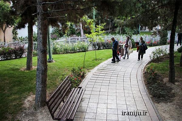 بوستان های شهرک غرب تهران