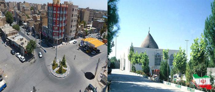 محله شهریار