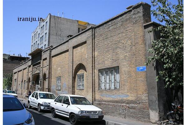 بافت محله شیخ هادی در تهران