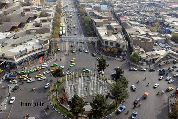 محله شوش تهران
