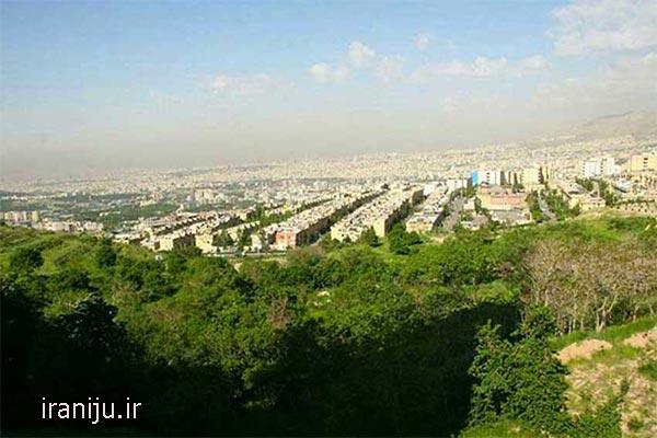 قیمت خانه در محله سوهانک