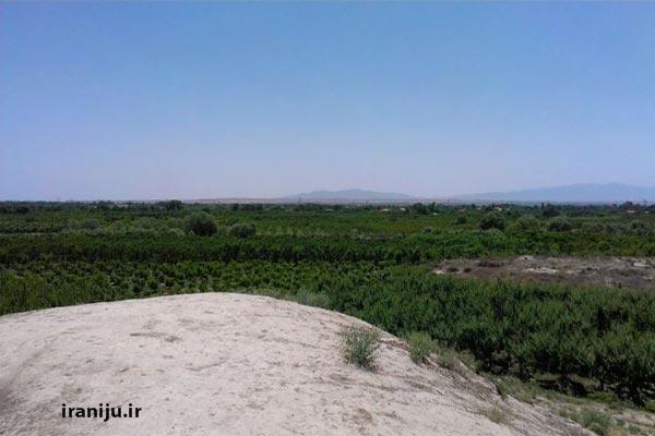 جاذبه های تاریخی روستای سرخاب