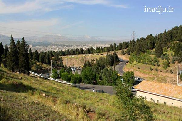 پارک ملی سرخه حصار تهران