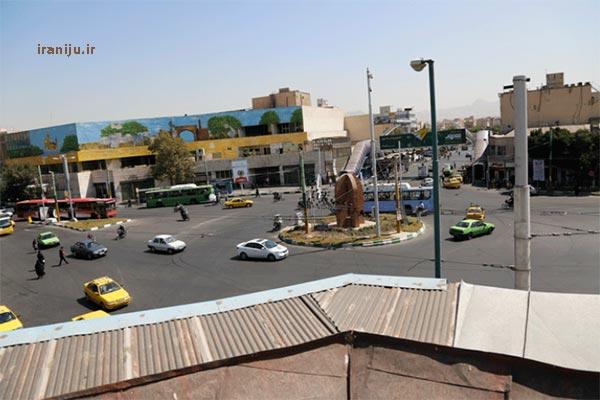 محله طیب تهران