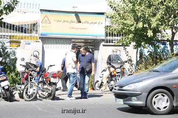 خیابان زنجان شمالی تهران