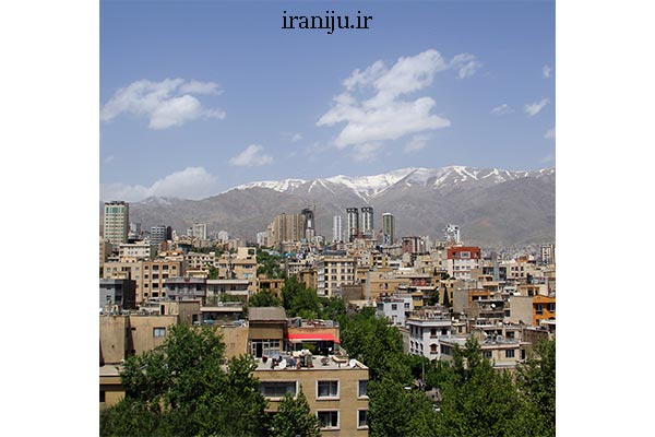 محله زرگنده تهران