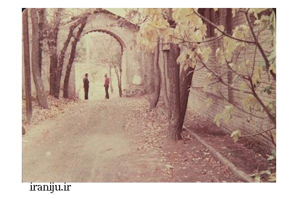 تاریخچه محله زرگنده تهران